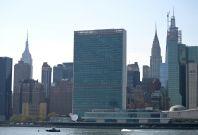 Philippines diplomat first coronavirus case at UN
