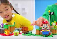 LEGO Super Mario interactive playset