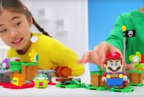 LEGO Super Mario interactive playset