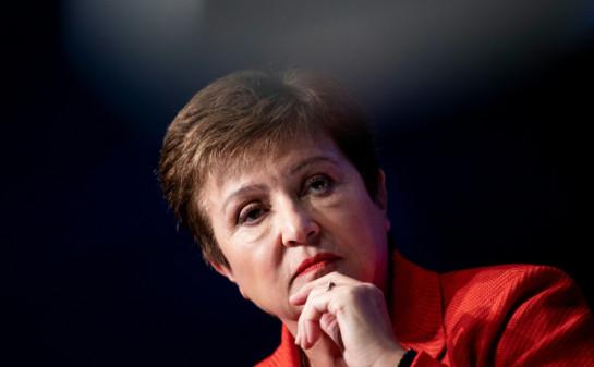IMF chief Kristalina Georgieva