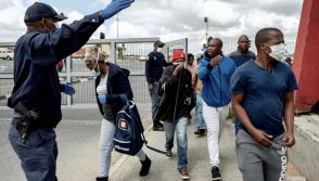 South Africa imposes nationwide lockdown