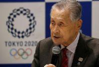 Yoshiro Mori, President Tokyo 2020 Olympics
