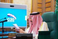 Saudi Arabia's King Salman