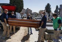 burial in spain