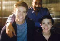 Grant Gustin, Logan Williams, The Flash