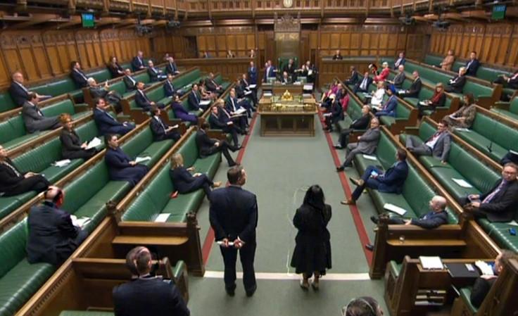 UK parliament returns with virtual coronavirus measures