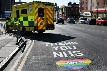 NHS employs 153,000 non-UK nationals