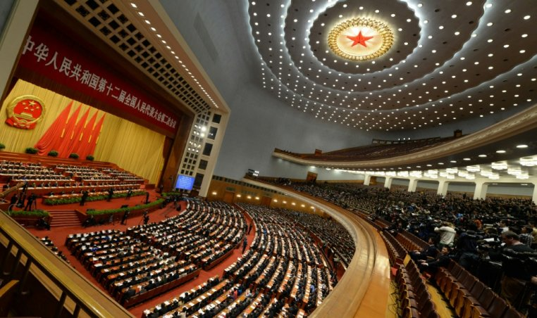 China's legislature to meet in May
