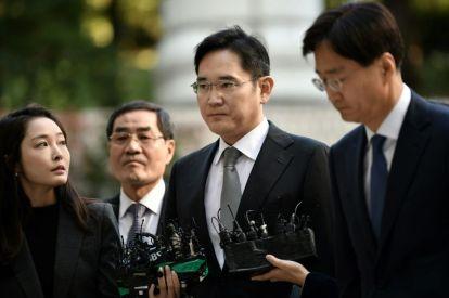 Lee Jae-yong vice chairman of Samsung Electronics