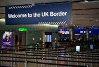 UK arrivals