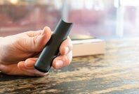 This superior vape pod system enables you to enjoy the next-generation NicTech nicotine.