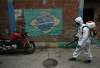 Brazil has become Latin America's virus epicentre