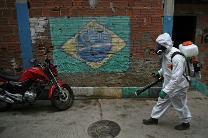 Brazil has become Latin America's virus epicentre