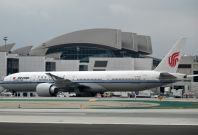 US suspends flights by Chinese airlines