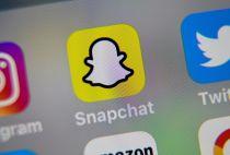 Snapchat curbs Trump for racial violence