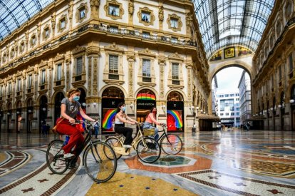 Italy starts reopening