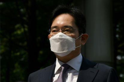 Samsung heir Lee Jae-yong