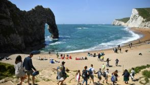 British Tourists