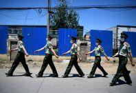 Paramilitary Police