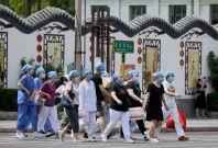 Beijing cancels flights amid virus outbreak