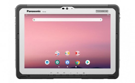 Panasonic unveils the TOUGHBOOK A3 Android tablet