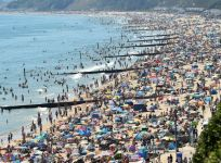 UK sparks emergency incident in beach