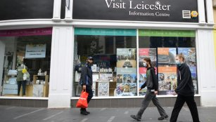 The Leicester lockdown