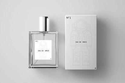 Eau de Space Kickstarter fragrance project