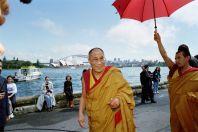 Dalai Lama channels 'inner world' in album