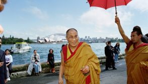 Dalai Lama channels 'inner world' in album