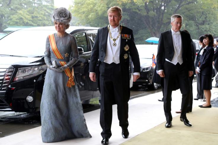 Queen Máxima looks stunning at Appeltjes van Oranje award ceremony