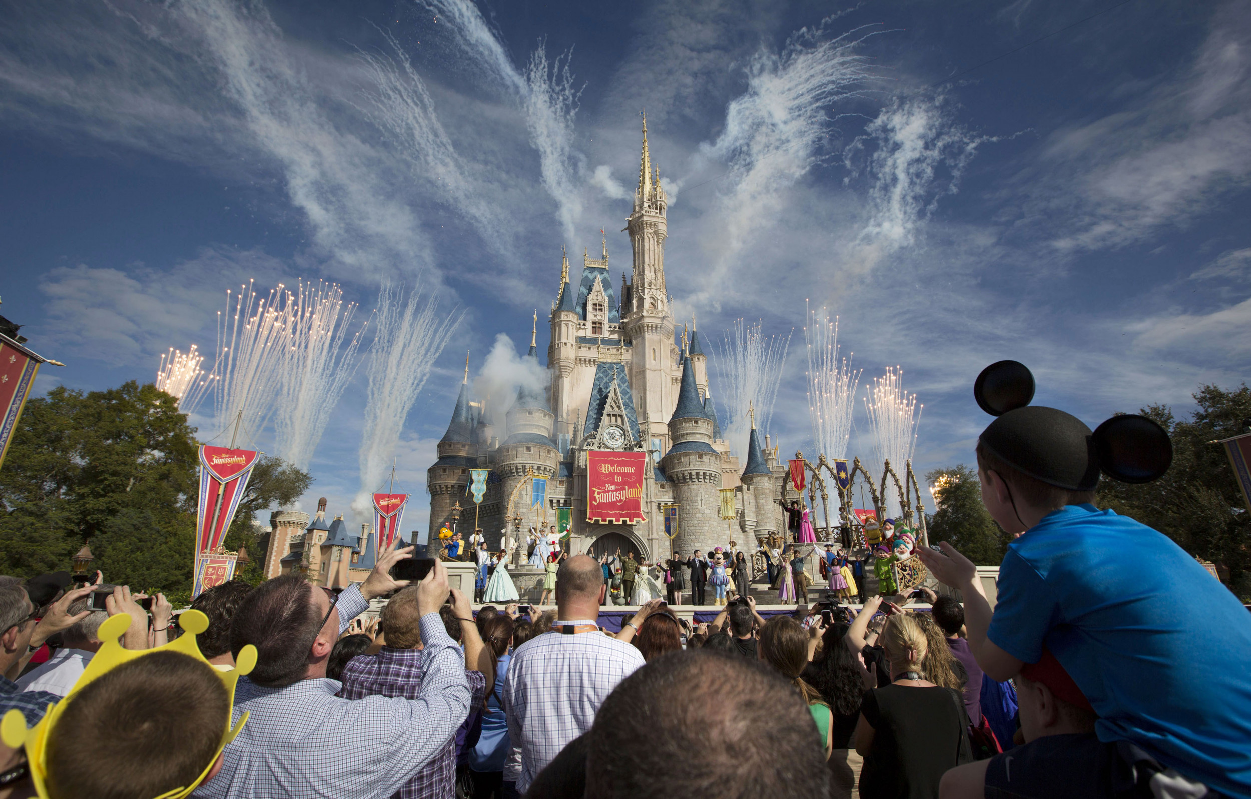 NBA players to have exclusive access to Disney World after-hours