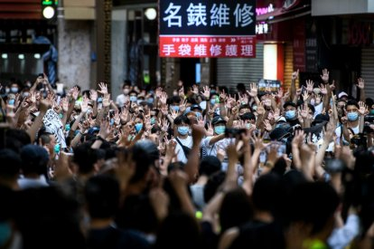 HK academics fear for freedom