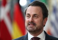 Luxembourg's Prime Minister Xavier Bettel