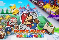 Nintendo Switch: 'Paper Mario: The Origami King'