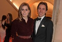 Princess Beatrice and Mozzi wed in secret