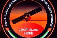 Emirati 'Hope' probe heads for Mars