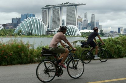 Singapore, HK have been compared for long