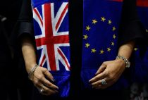 UK, EU rule out quick post-Brexit deal