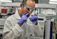 coronavirus breathalyser test