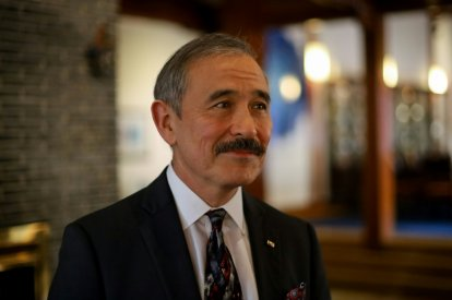 US ambassador Harry  Harris