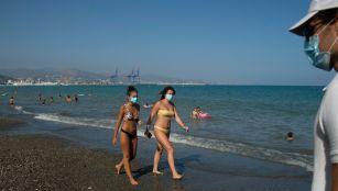 Virus dealt major blow to Spain's tourism