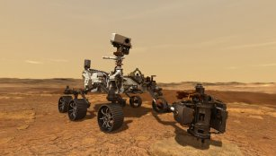 NASA launching Perseverance Rover to Mars