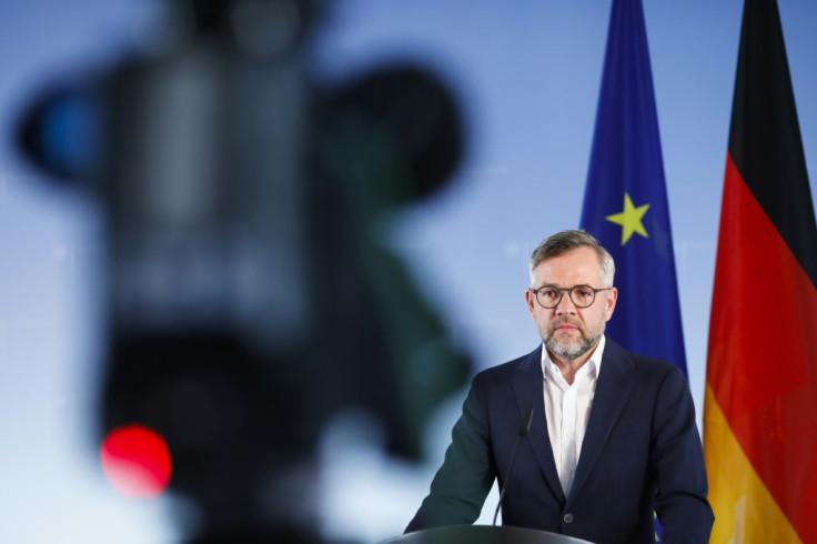 Federal Minister for European Affairs Michael Roth