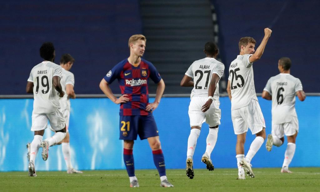 Barcelona vs Bayern Munich Dream11 Team Prediction- Check ...   Barcelona- Bayern