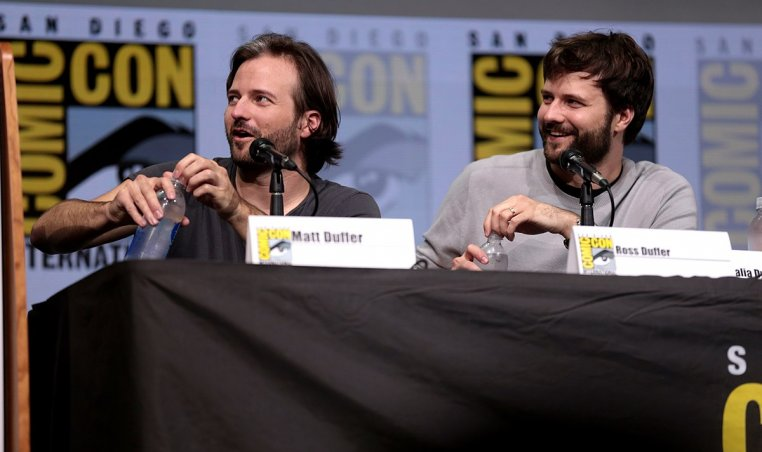 The Duffer Brothers, Stranger Things