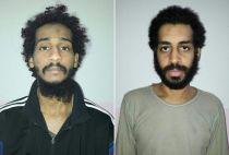 IS fighters El Shafee ElSheikh,  Alexanda Kotey