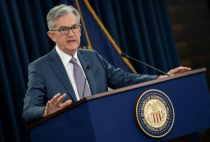 Federal Reserve boss Jerome Powell