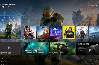Xbox Series X user interface gets preview