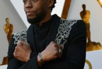 Chadwick Boseman, 43, died on Aug 28